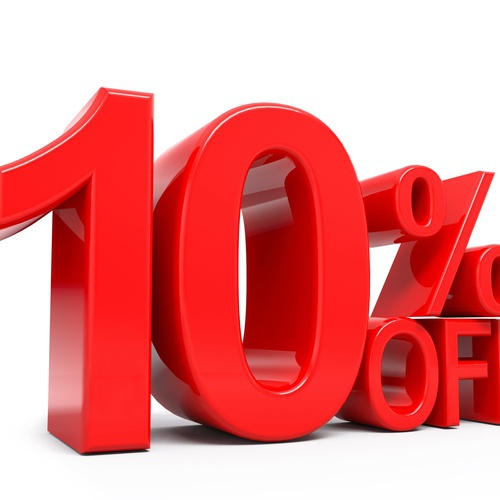 DISCOUNT FOR RESERVATIONS ON OFFICIAL WEBSITE