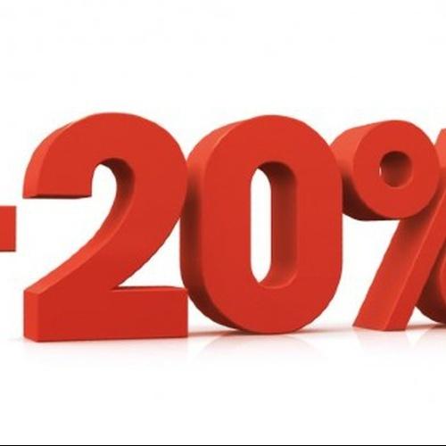 20% DESCUENTO PARA  RESERVAS CON MINIMO ESTANCIA DE 7 NOCHES