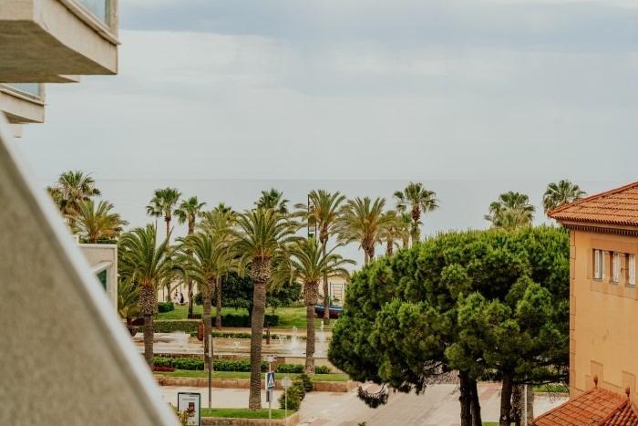 Suite Mediterranea Premium Seitlicher Meerblick