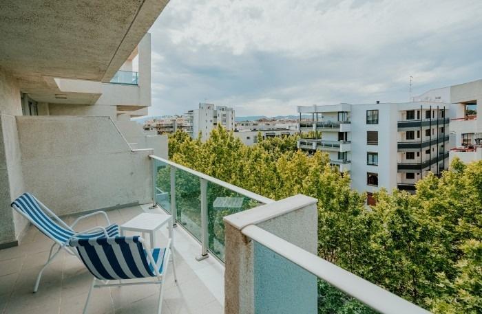 Suite Mediterranea Premium Familien mit Straßenblick auf Carrer Major