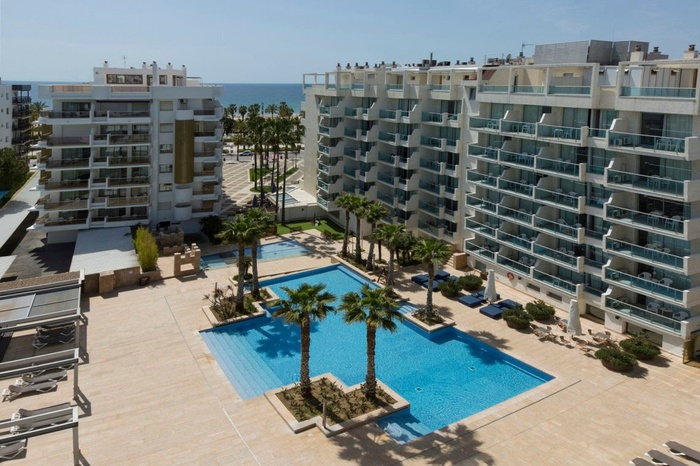 Mediterranea Premium Family Suite Pool View