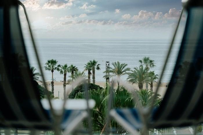 Suite Mediterranea Premium Front Meerblick