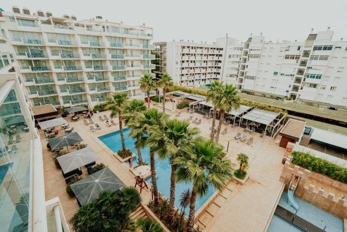 Suite Mediterranea Premium Familien Mit Pool-Blick