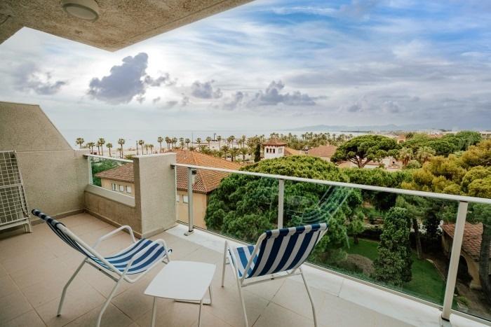 Suite Mediterranea Panorama-Meerblick