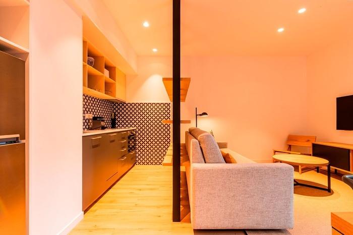 Apartamento Un Dormitorio Vista Mar con Terraza