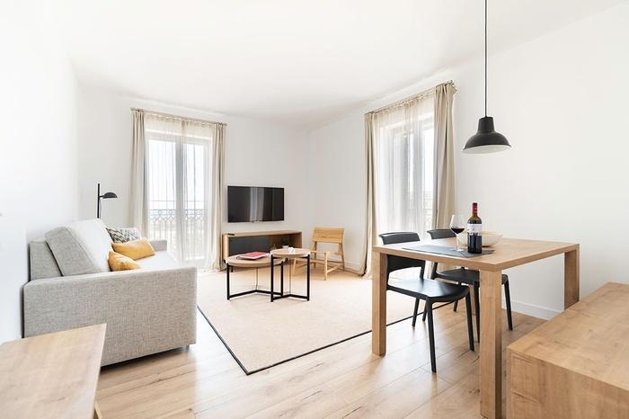 Apartamento Dos Habitaciones Vista mar