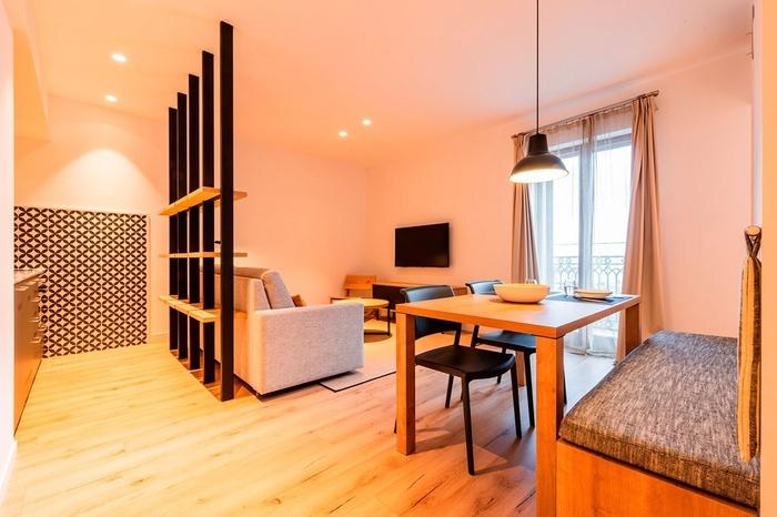 Apartamento Un Dormitorio Vista Mar