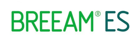 logotipo breeam es