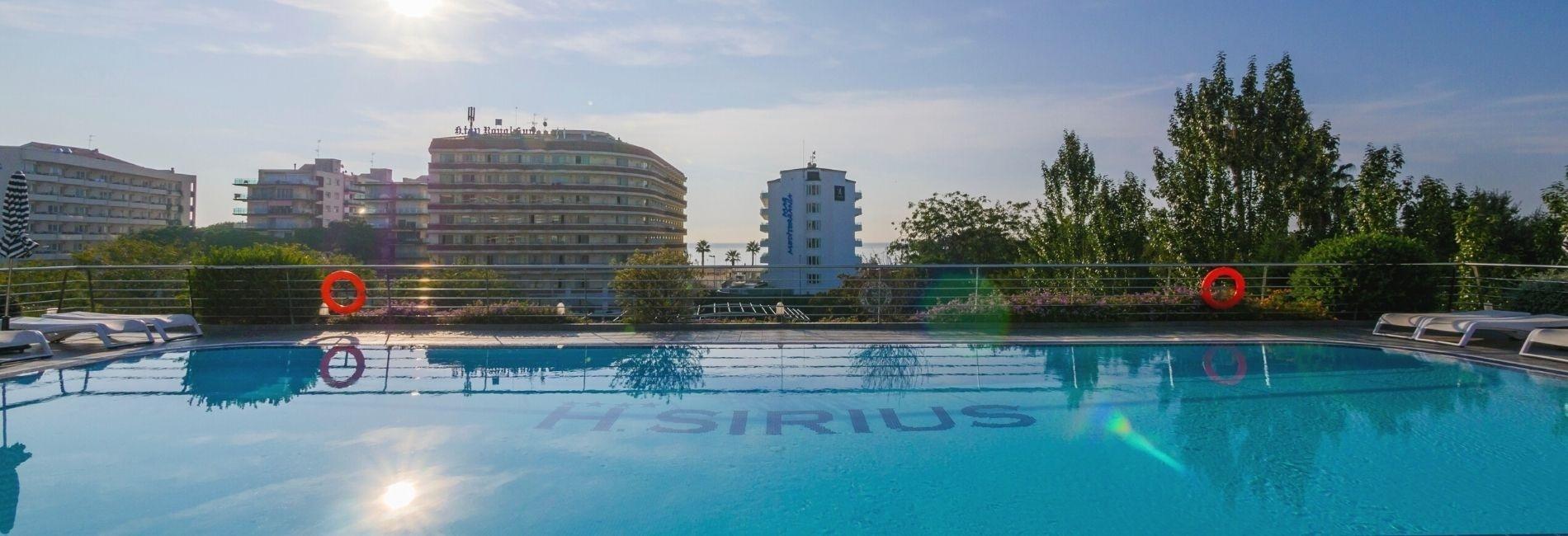 DWO Sirius by Checkin **** SUP | Santa Susanna - Barcelona | Web Oficial
