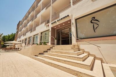 EL HOTEL - Entrada