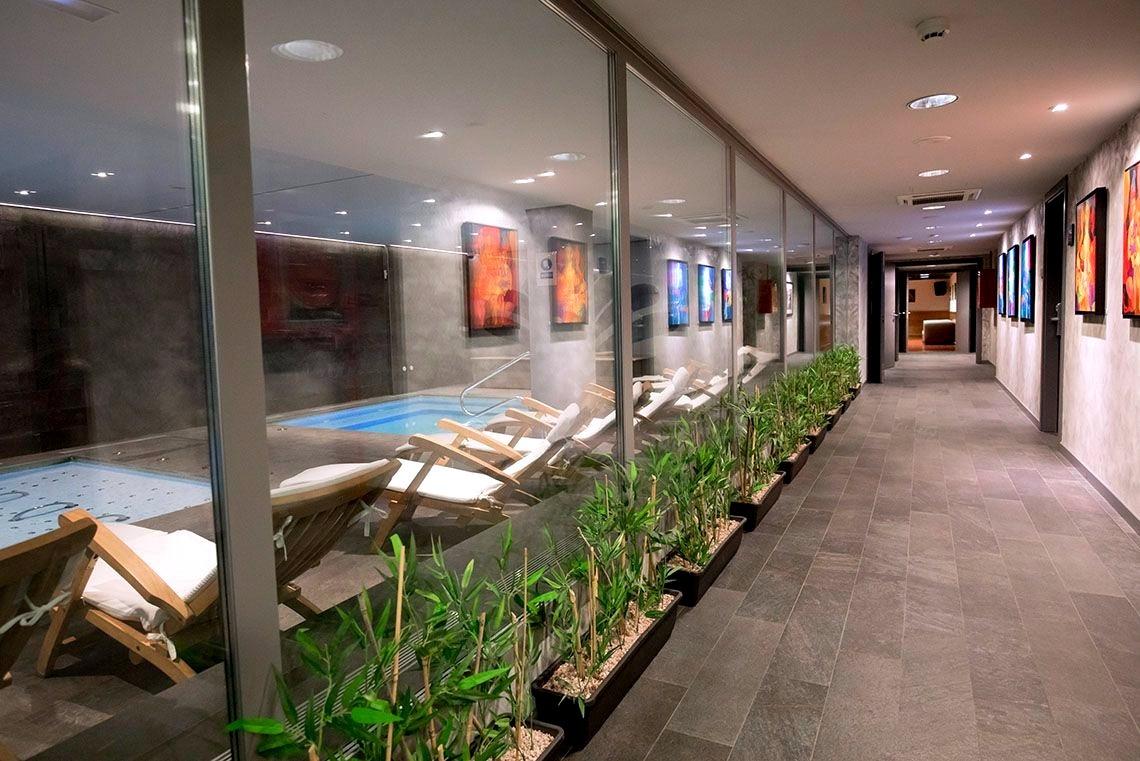 Spa del hotel Font d'Argent Canillo 4*