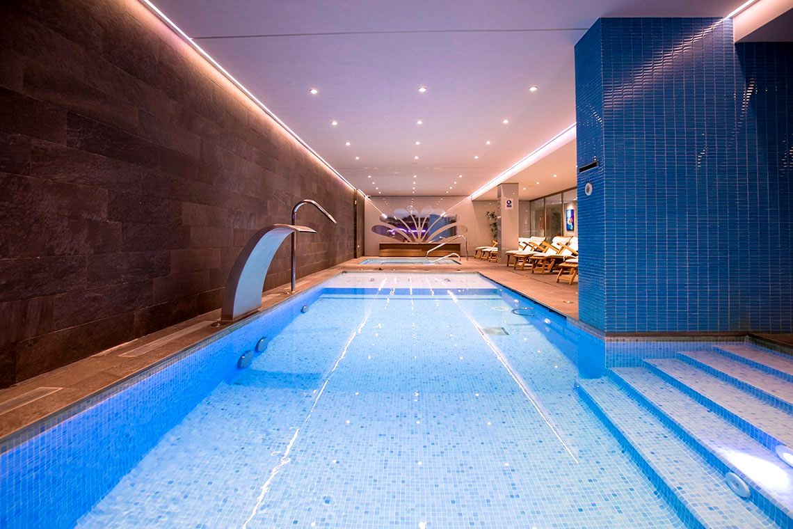Hotel de 4* con spa en Andorra