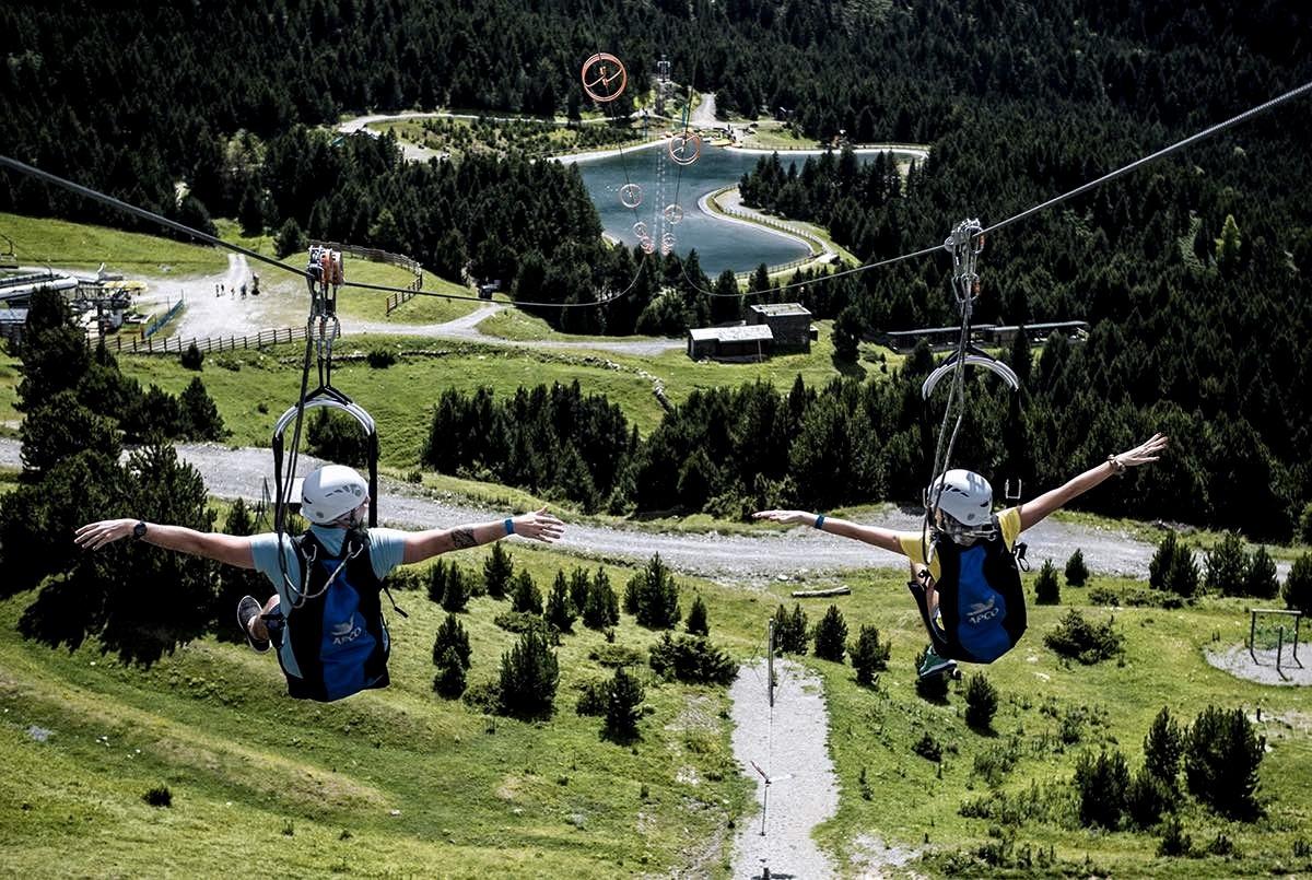 Activitats a Andorra durant tot l'any