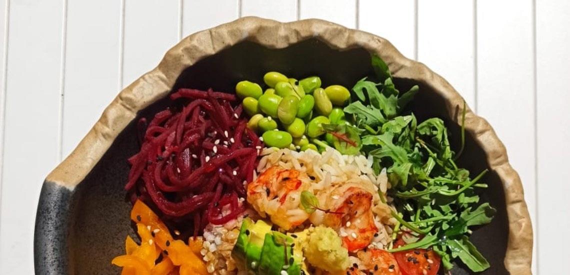 Bowls ensaladas saludables en Andorra
