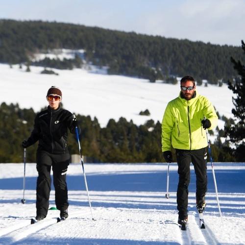 Hotel + esqui cross-country em Naturlandia