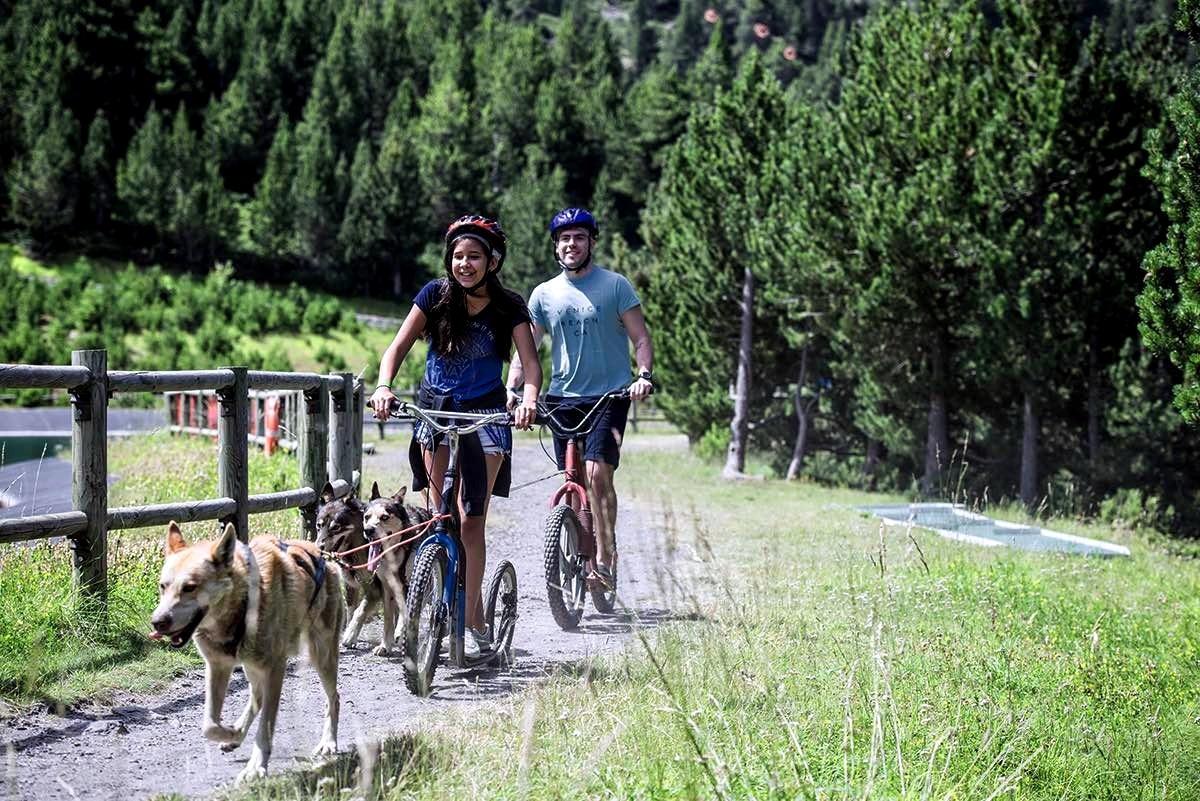 Activitats de natura a Andorra