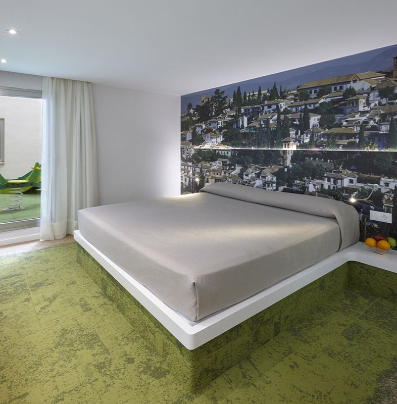 Chambre Suite Deluxe