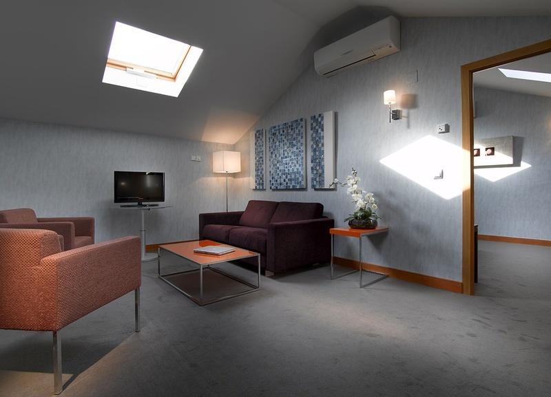 Habitación Suite Deluxe