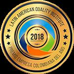 Latin American Quality Logo