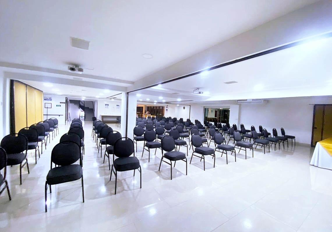 Salon plaza completo
