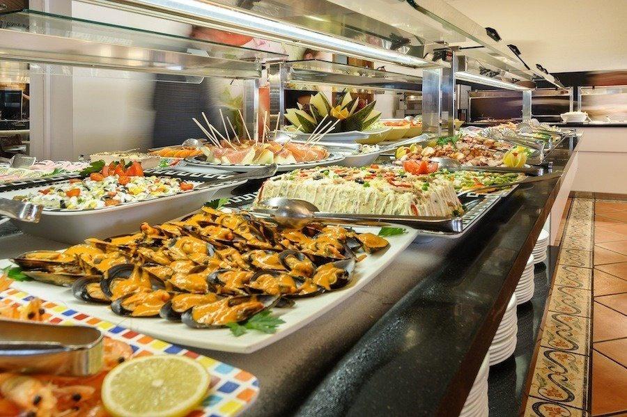 The Buffet d'Altafulla