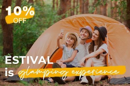 Promotion -10% Off <small>Camping Torre de la Mora</small>