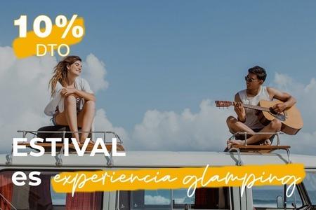 Promoción 10% <small>Camping Vendrell Platja</small>