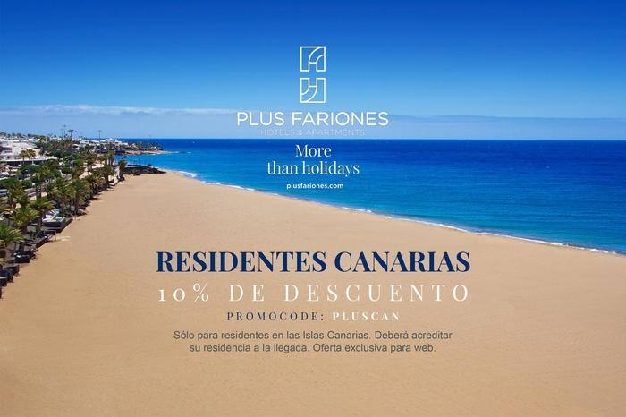 OFERTA RESIDENTES CANARIAS