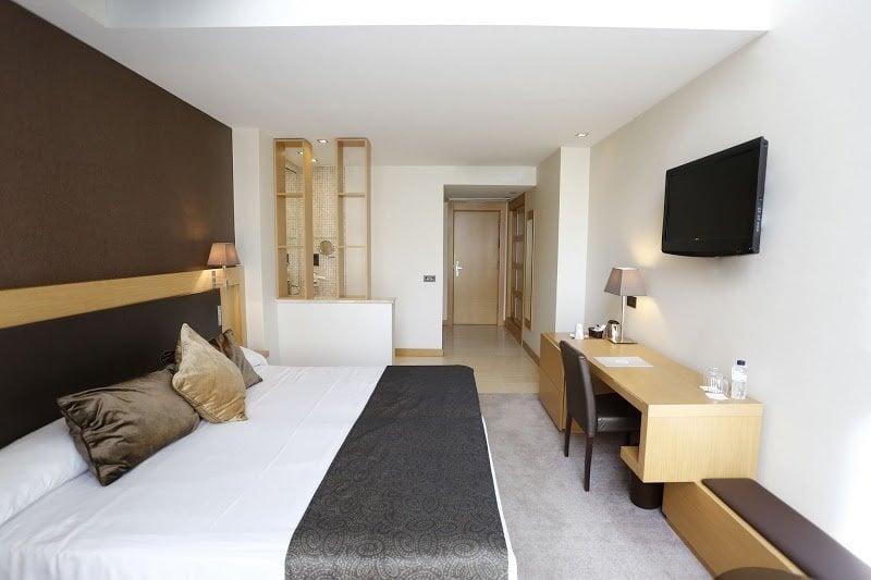 Habitació l'hotel Gran Palas Experience