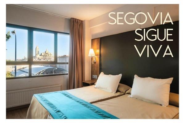 Segovia sigue viva