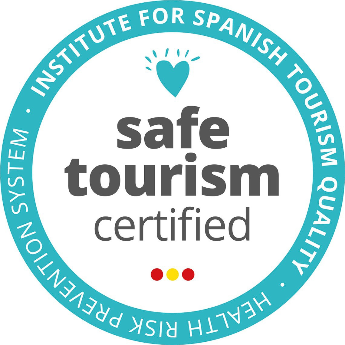 Sicherer Tourismus zertifiziert