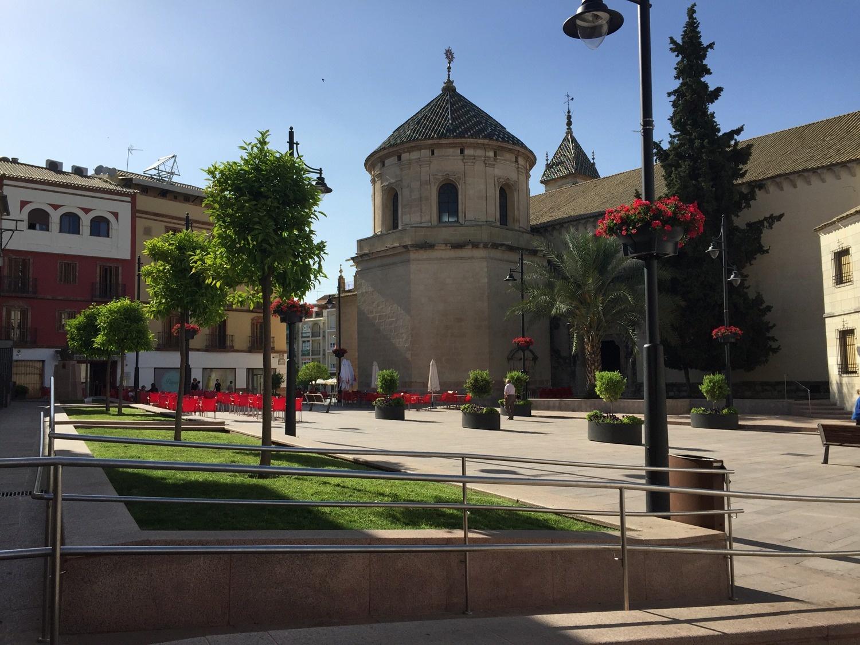 casco histórico de Cabra