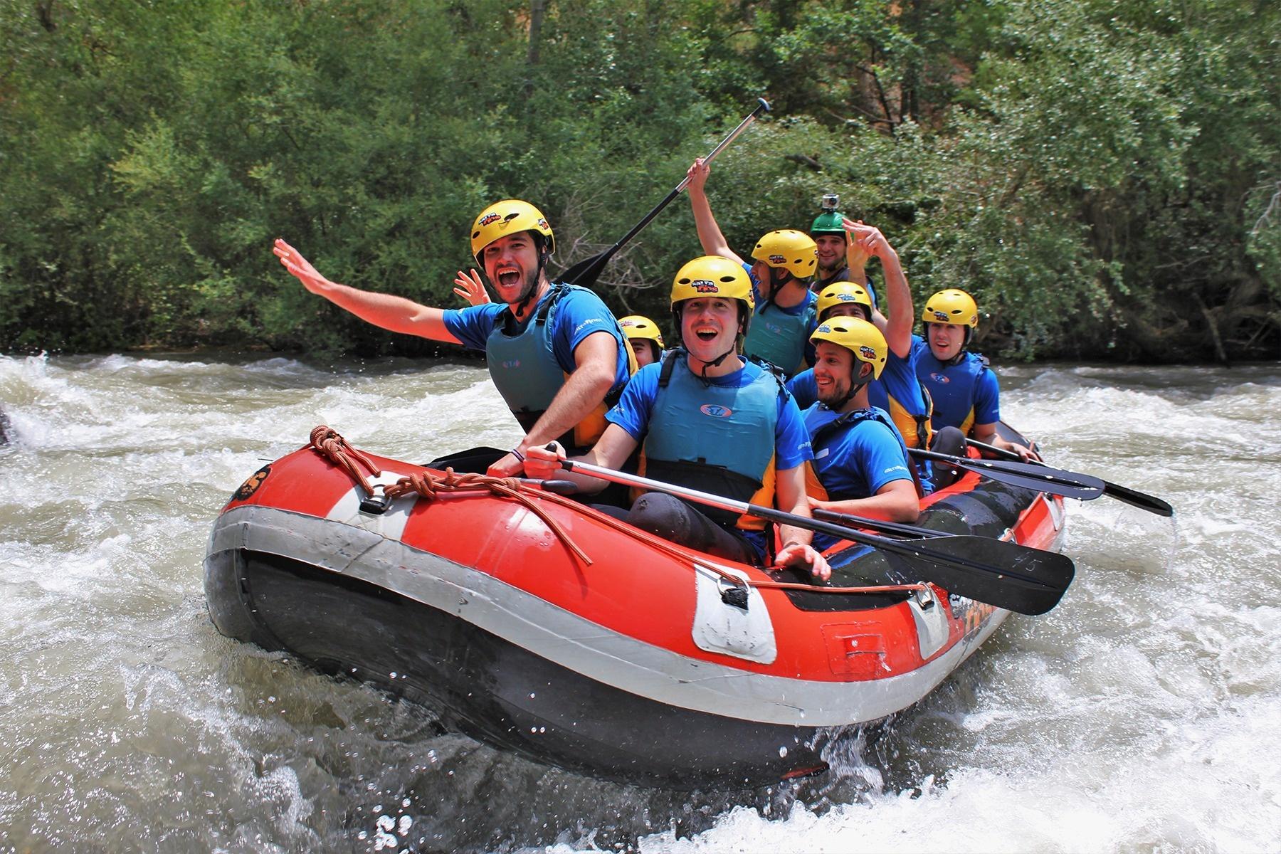 Rafting, Kayaks o Piraguas en Córdoba