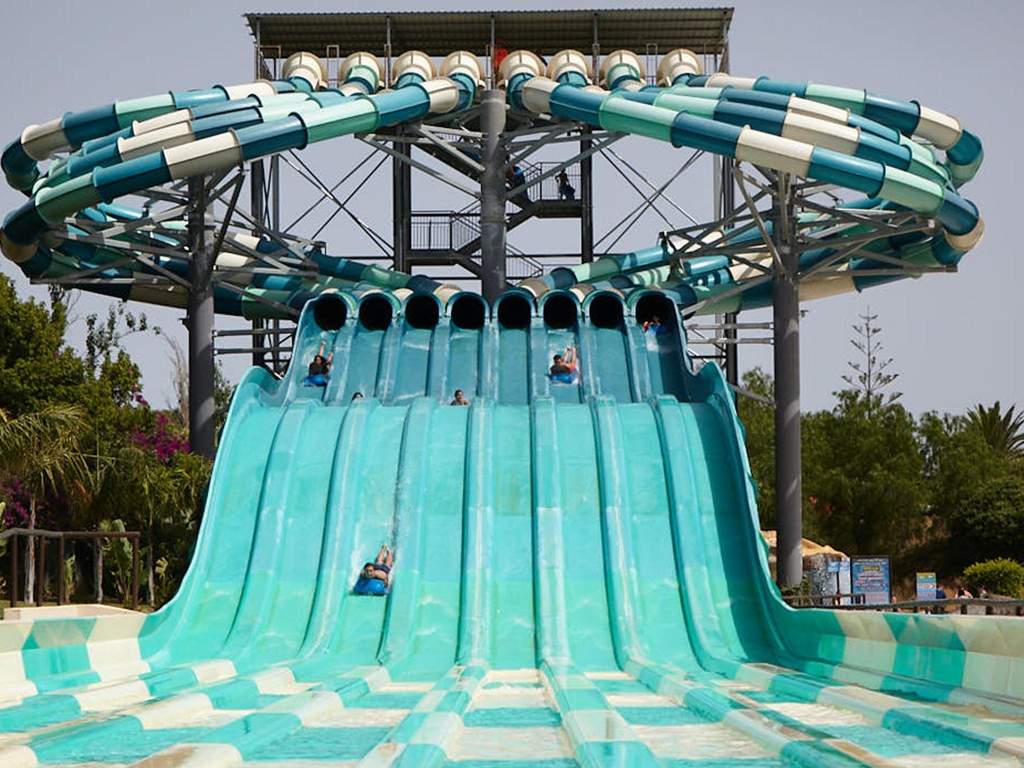 Aqualand en Torremolinos