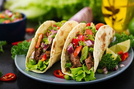 Cena en Restaurante Mexicano