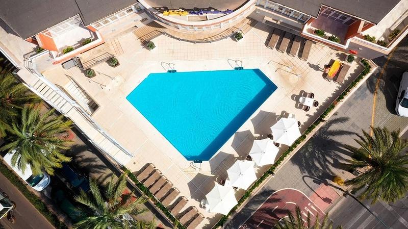 Oh!tels ****<br>Gran Hotel Almería