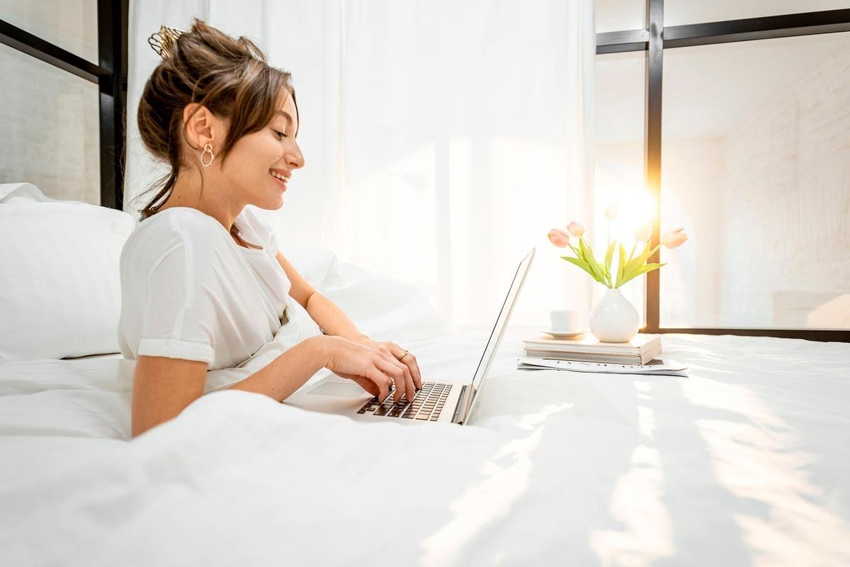 """Teletrabajo: también conocido como """"trabaja donde quieras mientras tengas internet"""""""