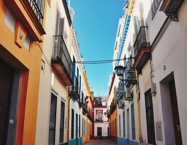 Sevillian towns with charm