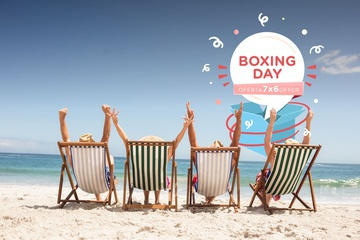 Oferta Boxing Day: 7x6