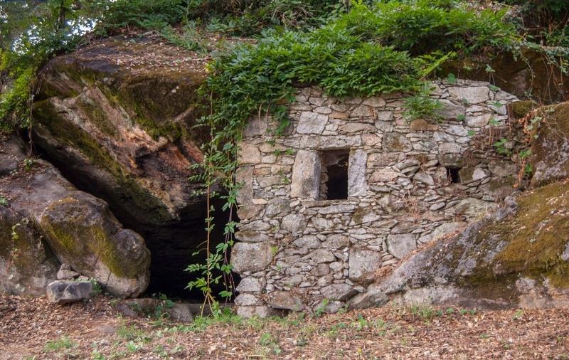 Cueva Lapa Vilar de Mouros