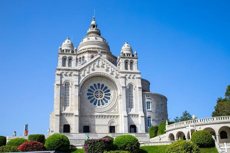 Santuario de Santa Luzia Viana do Castelo
