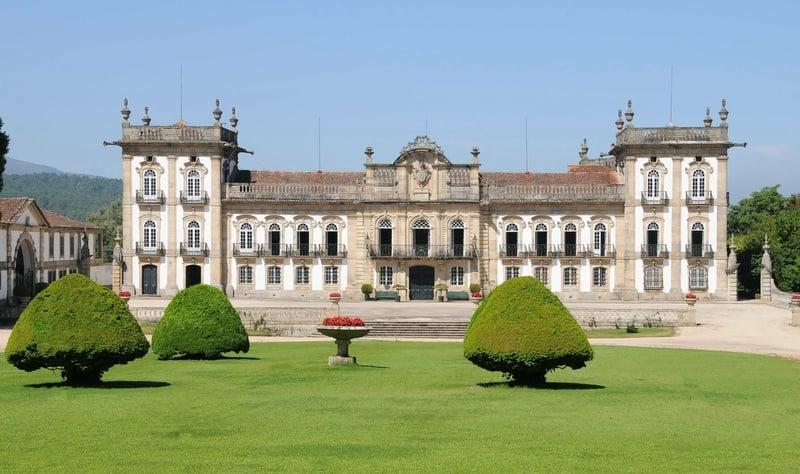 Palacio Brejoeira Monção