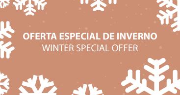 Oferta Especial de Inverno