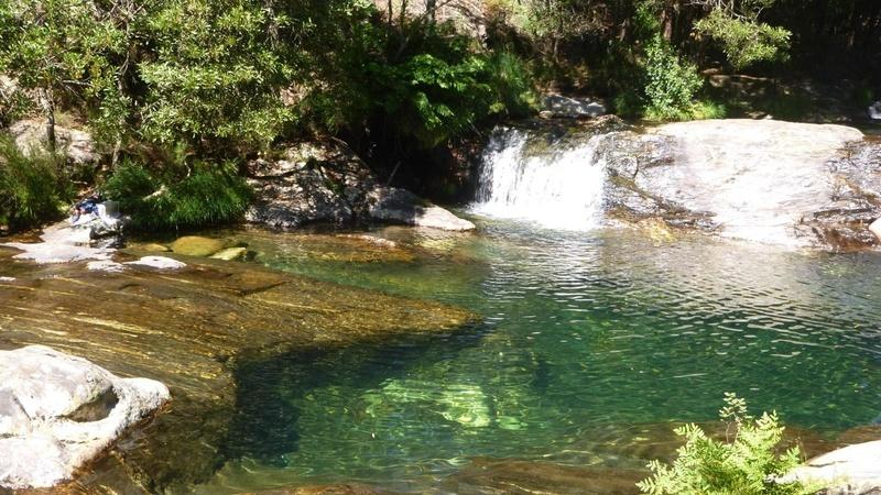 Cascata do Pincho Serra D'Arga