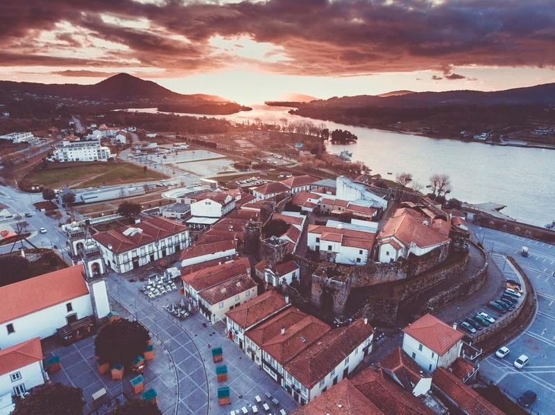 Vila's Castle New from Cerveira