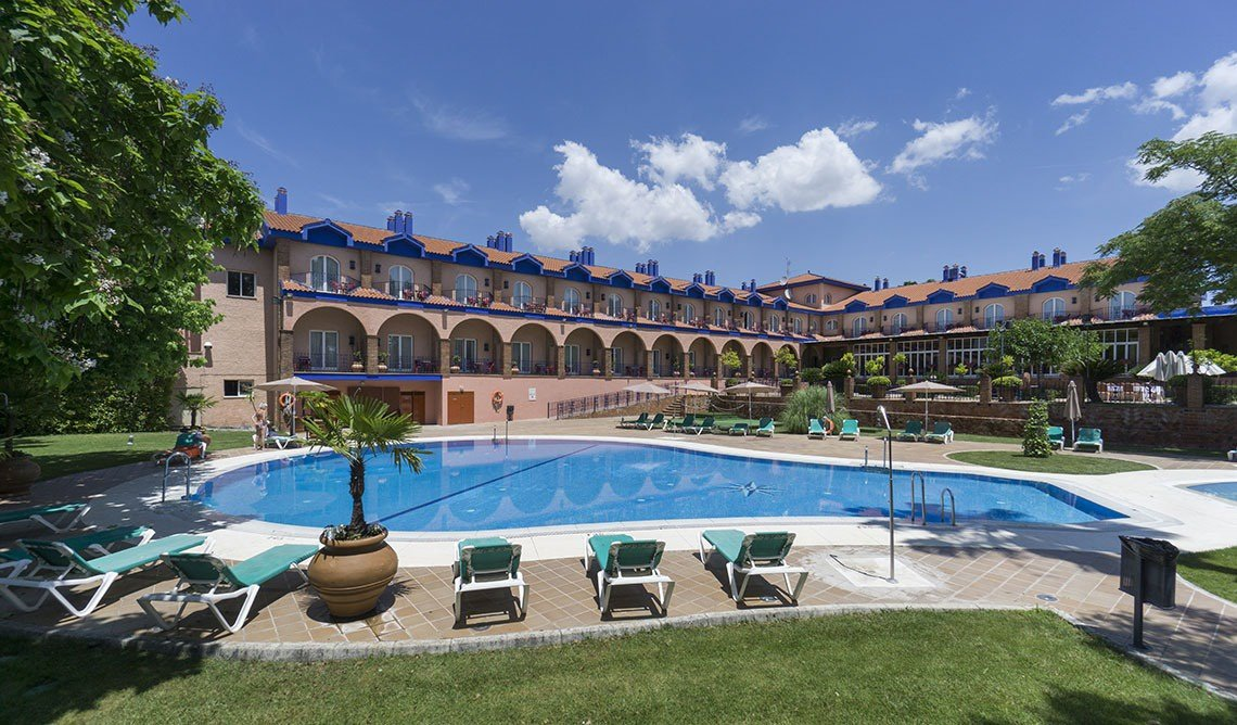 Hotel Fuente Las Piedras