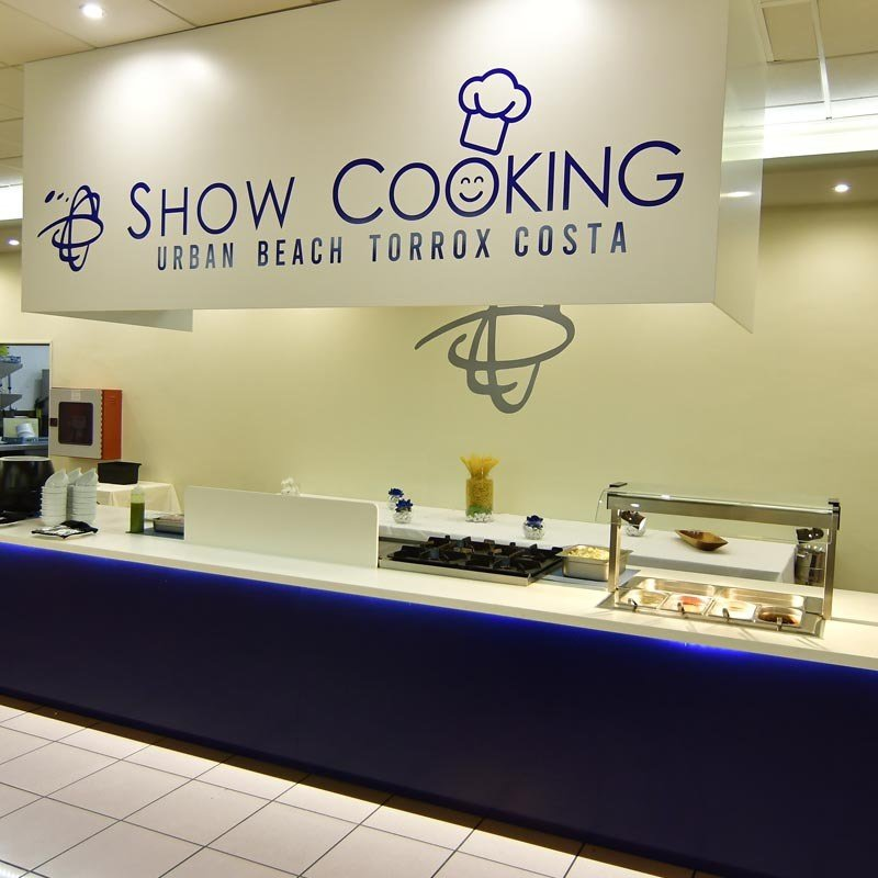 SHOW COOKING NEW!