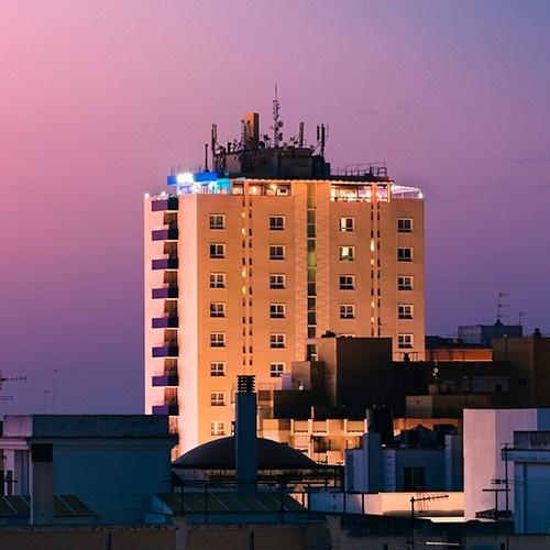 Hotel Guadalquivir Sanlúcar de Barrameda