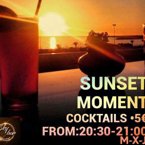 Sunset Moment